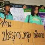 Spor o zlatý thajský důl
